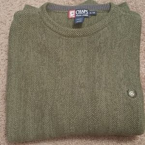 Chaps and Ralph Lauren collab sweater